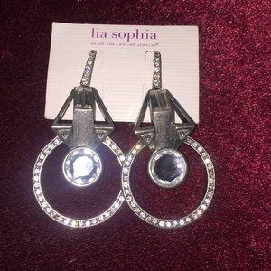 Lia Sophia Gorgeous Earrings No longer in stock